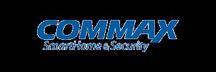 Logo firmy Commax