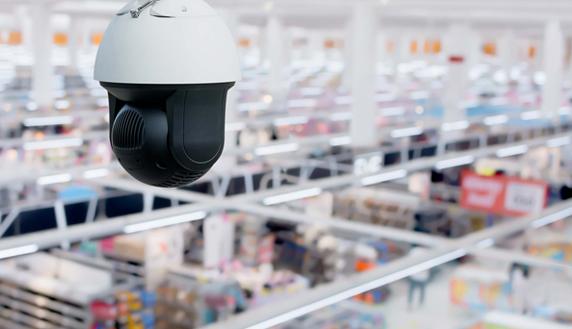 Grafika - monitoring sklepu i obiektów handlowych