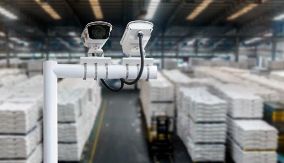 Grafika - monitoring zakładów i obiektów przemysłowych